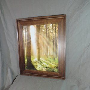 11X14 WOODEN PICTURE FRAME